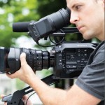Guy Using FS7 2