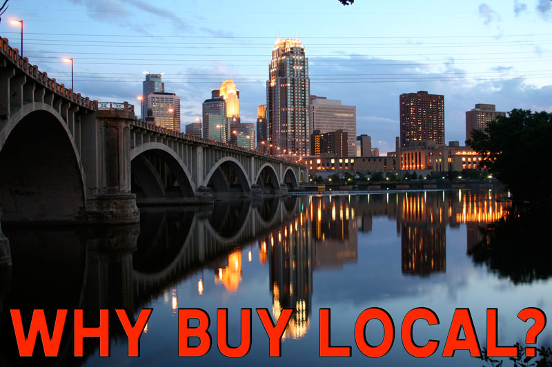 Why Buy Local Z Systems