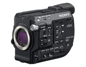 Sony FS5 Bare Camera Body