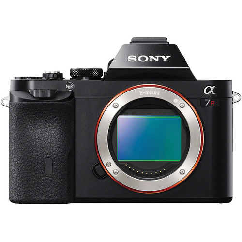 Sony Alpha Series Cameras