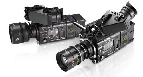 Sony F5 and Sony F55