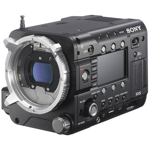 Sony 4K Digital Video Cameras