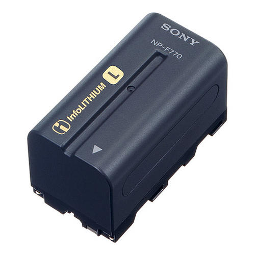 Sony NP f770 Battery