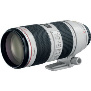Canon EF 70-200 IS II f/2.8