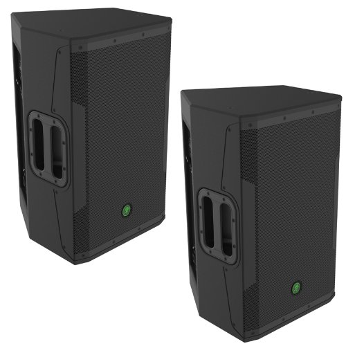 Mackie SRM 550 Powered Loud Speakers