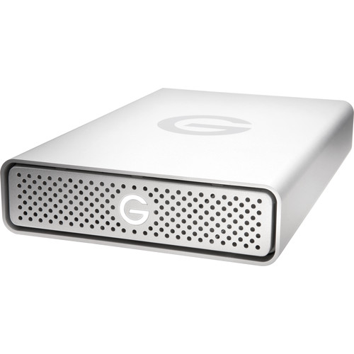 G-Technology 3TB G-DRIVE G1 USB 3.0 Hard Drive