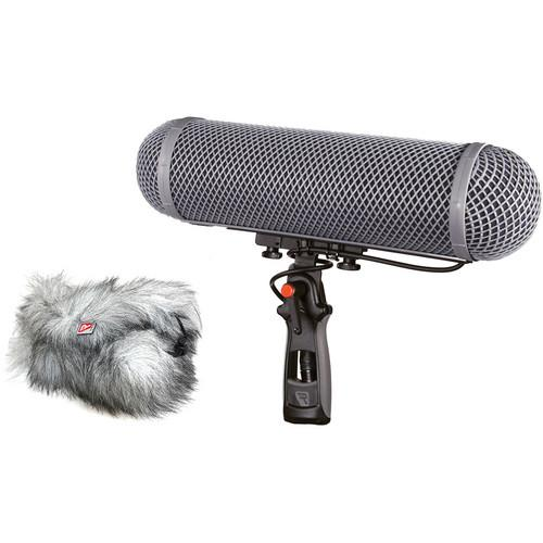 Rycote Shockmount and Windscreen