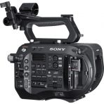 Sony PXW-FS7 II XDCAM Super 35 Camera (Side Panel)