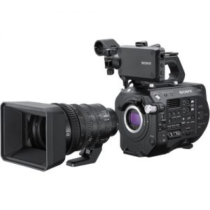 Sony PXW-FS7 II 4K XDCAM Super 35 Camcorder Kit with 18-110mm Zoom Lens - Minneapollis
