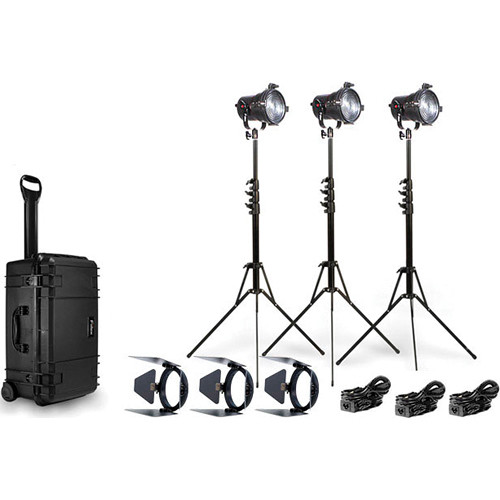Fiilex K304 Pro Travel Lighting Kit