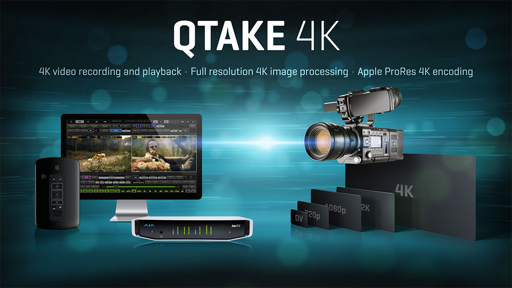 QTake - The Most Advanced Video Assist