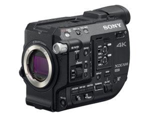 Sony FS5 Bare Camera Body