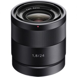 Sony 24mm f/1.8 ZA E-Mount Carl Zeiss Sonnar Lens Rental Minneapolis