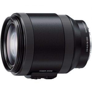 Sony E PZ 18-200mm f/3.5-6.3 OSS Lens