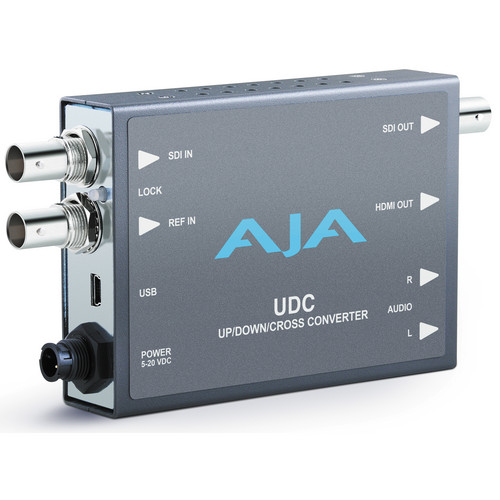 AJA UDC Up/Down/Cross Converter