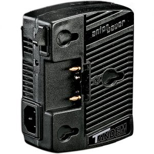 Anton Bauer Tandem Battery Charger/AC Power Supply