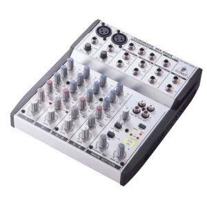 Mixers/Recorders