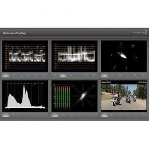 Waveform Monitors / Vectorscopes