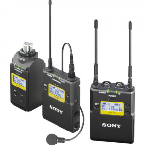Sony UWPD Lav & Mic Kit