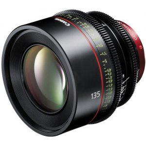 Canon CN-E 135mm T2.2 L F Cinema Prime Lens