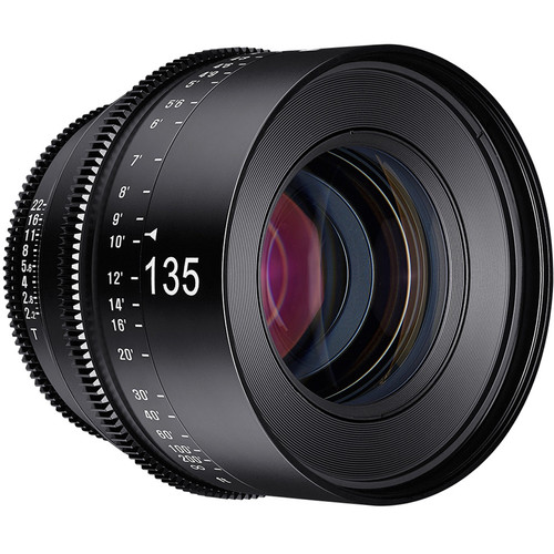 Cinema Lens Rental
