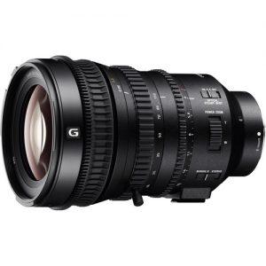 Sony E PZ 18–110 mm F4 G OSS Lens