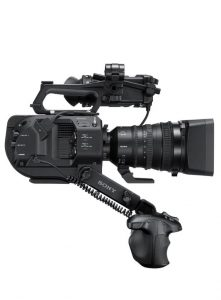 Sony FS7 II grip