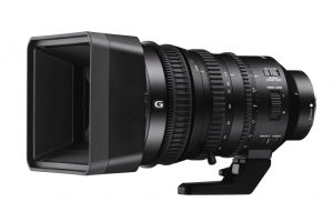 Sony 18-110mm Servo Zoom Lens