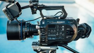 Sony FS7 II - Cinema5D