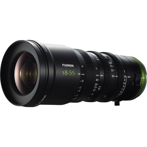 Fujinon MK18-55mm T2.9 Lens (Sony E-Mount)