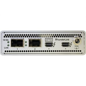 ThunderLink® NS 2102 (SFP+) 20Gb/s Thunderbolt™ 2 (2-port) to 10GbE (2-Port) Device ( includes SFPs )