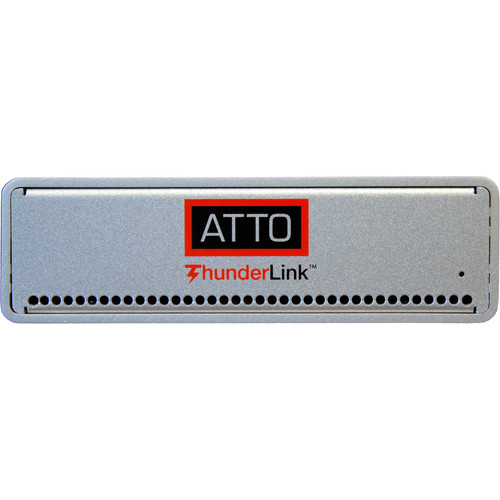 ThunderLink® NT 2102 (10GBASE-T) 20Gb/s Thunderbolt™ 2 (2-port) to 10GbE (2-Port) Device