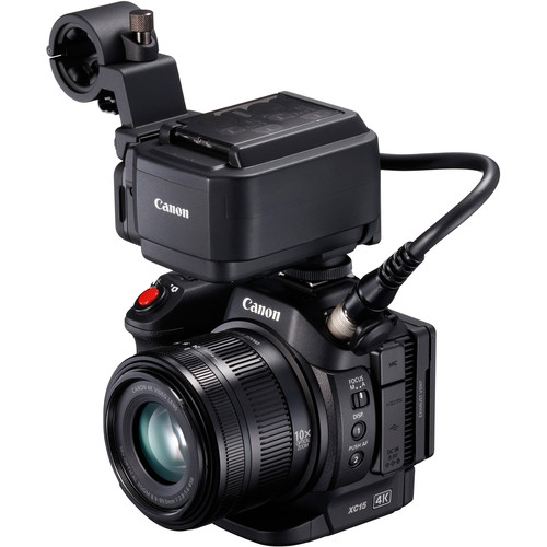 Canon XC15 Professional Camcorder