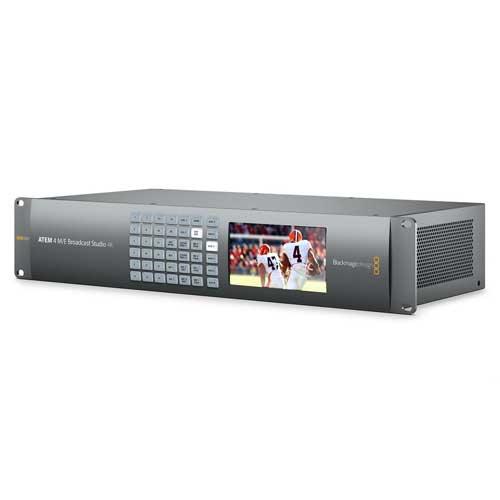 Blackmagic 4 M/E Broadcast Studio 4K