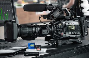 Blackmagic URSA Broadcast Memory Cards