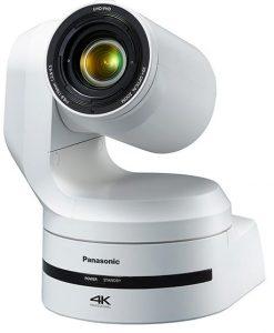 Panasonic AW-UE150 White Front Angle