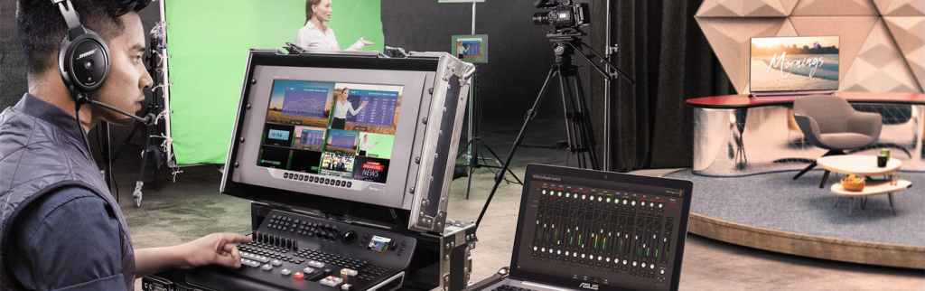 Blackmagic Switcher Studio