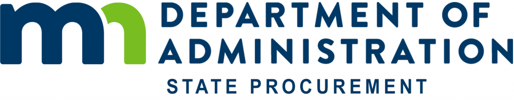 MN Department of Administration State Procurement Logo