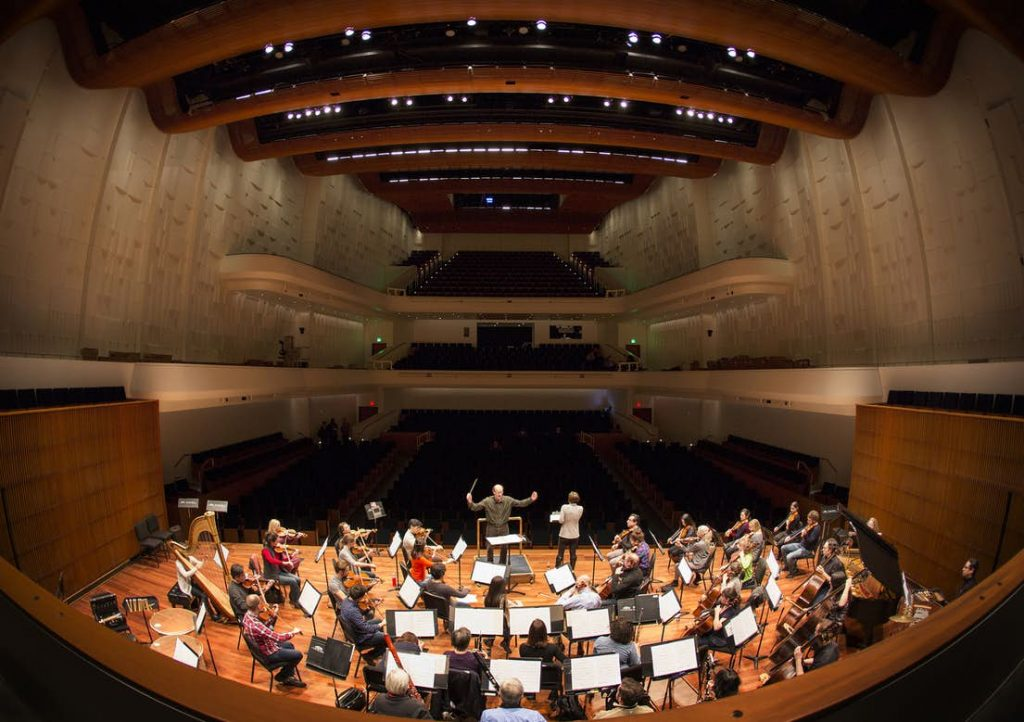 Saint Paul Chamber Orchestra, Ordway Theater