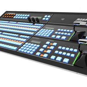 Carbonite Black Plus 2 M/E Live Production Switcher with 36 Input and 25 Output Chassis