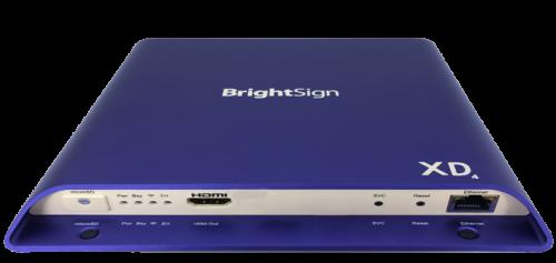 BrightSign XD234 Standard I/O Player