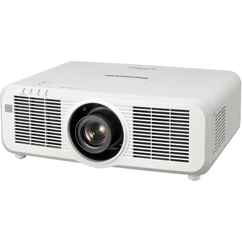 Panasonic PT-MZ770U 8000-Lumen WUXGA 3LCD Laser Projector (White, with 1.6 to 2.8:1 Lens)