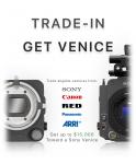 December Sony Venice Trade-In Offer