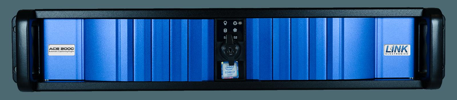 Link Electronics Ace 2000 Captioning Engine