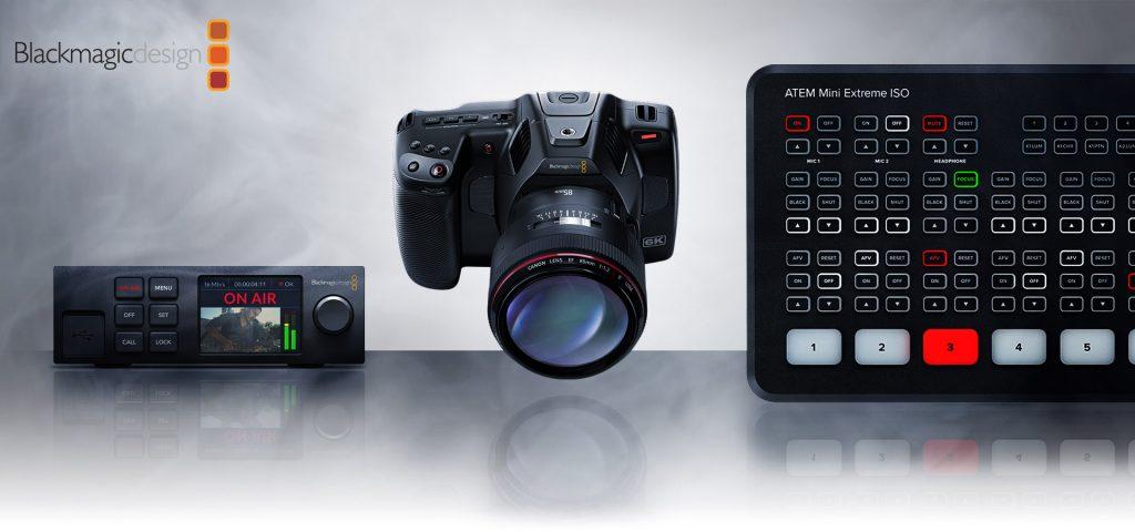 Blackmagic Design Pocket Cinema 6K Pro