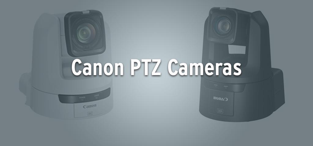 Cano PTZ Cameras